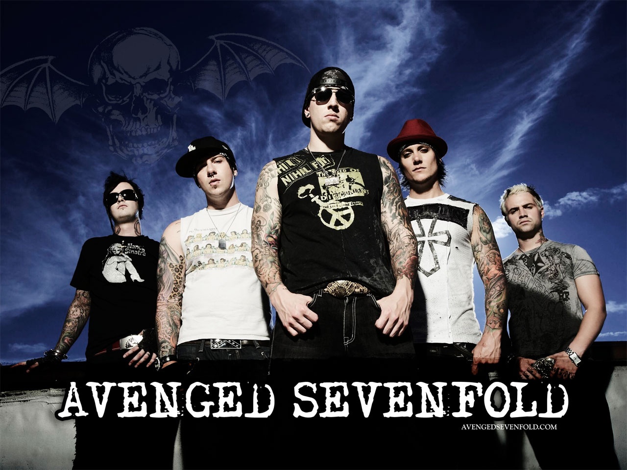 [Download] Avenged Sevenfold - Discografia ~ Rock Legion