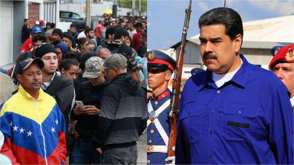 Maduro denuncia al gobierno peruano de promover xenofobia contra venezolanos