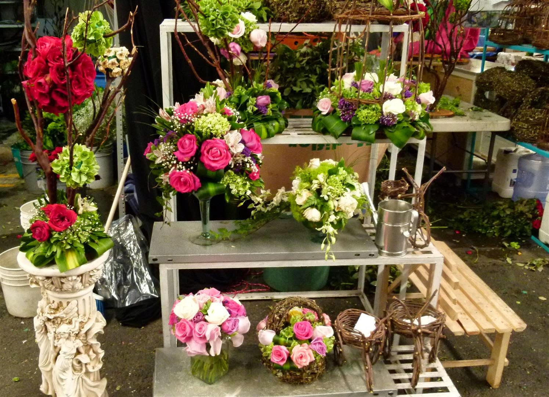 Mercado De Flores Jamaica El Blog De El Marques