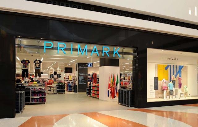 História da loja Primark