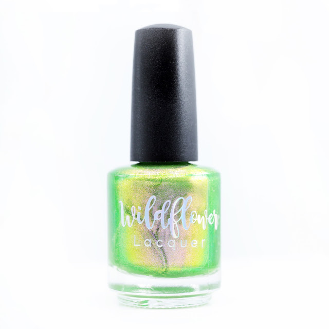 Wildflower Lacquer Do You Suppose She's a Wildflower?
