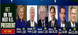 Who Will Be The Next President Of United State America : Stake Your Bet On Nairabet