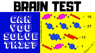 Can you solve these maths brain teasers?