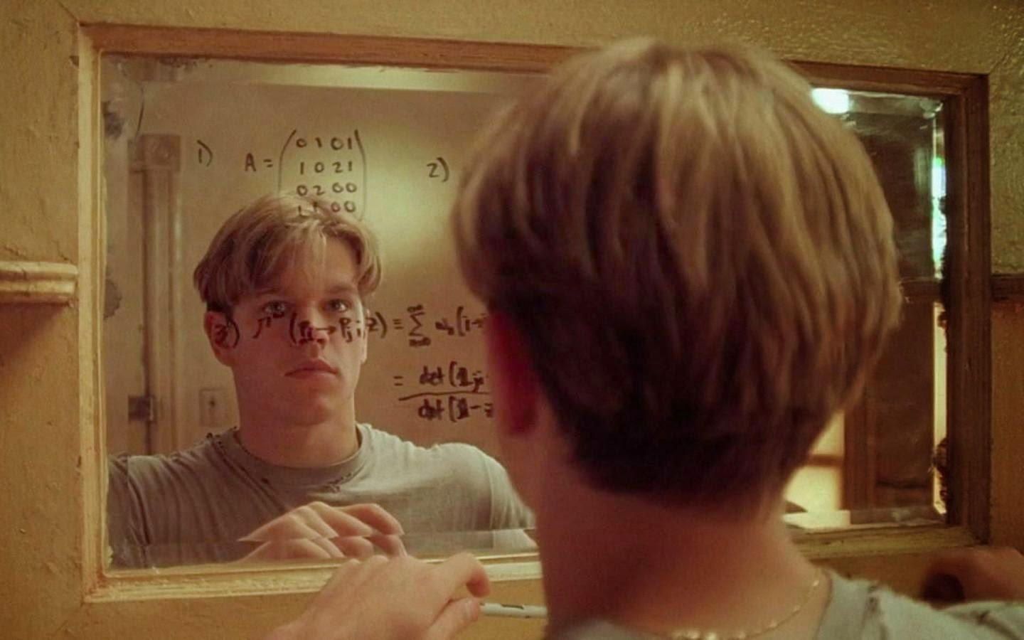 The Ace Black Movie Blog Movie Review Good Will Hunting 1997