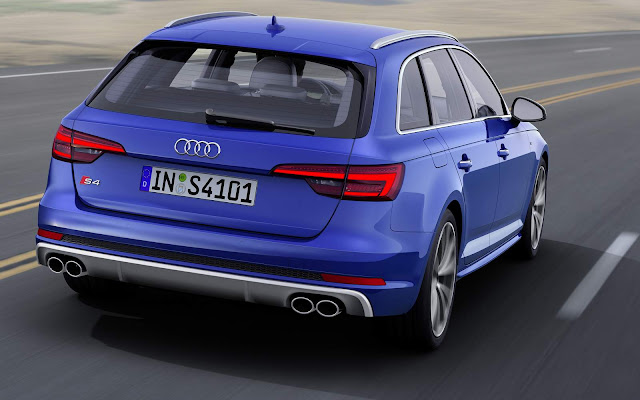 Audi S4 Avant 2017
