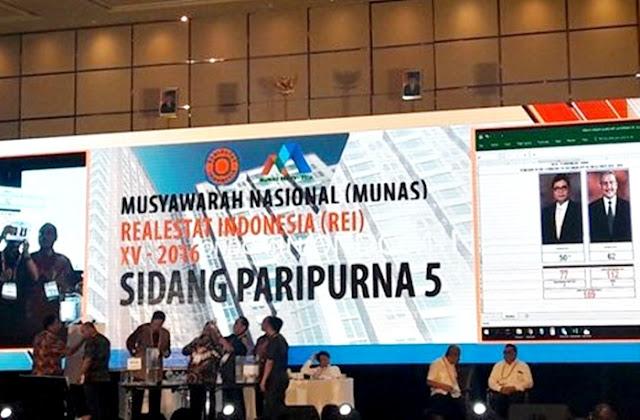 Eman Pimpin DPP REI 2016 - 2019