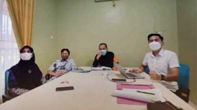 Disparpora Rapat Persiapan Pemilihan Uda Uni Duta Wisata Pessel
