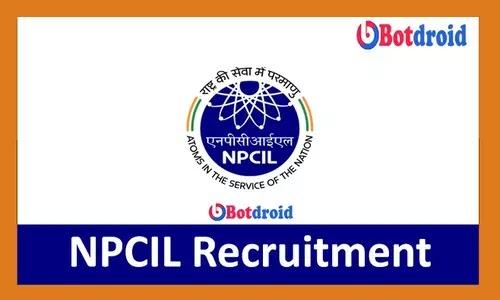 NPCIL Recruitment 2021 Apply Online for Trade Apprentice Job vacancies in NPCIL