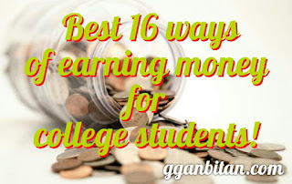 best ways to earn money for college students