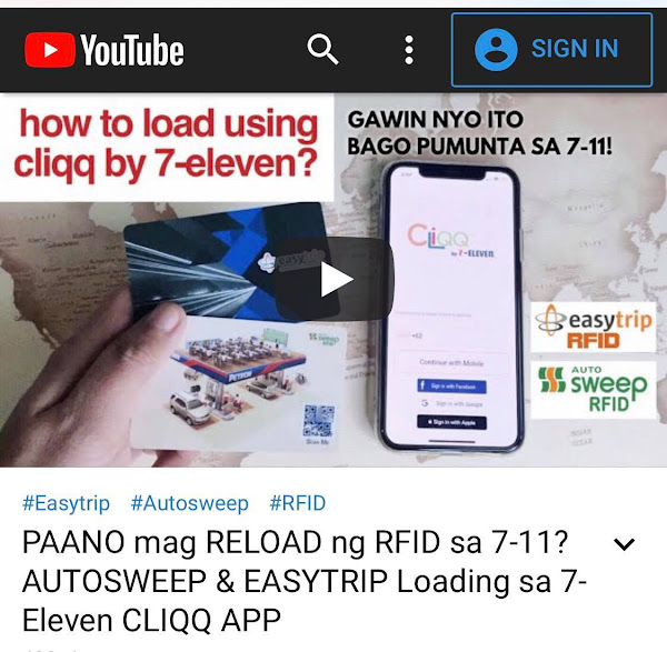 how to load RFID in 7-eleven 7 11