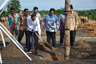Presiden RI Penanaman Pohon Peringati HPN.