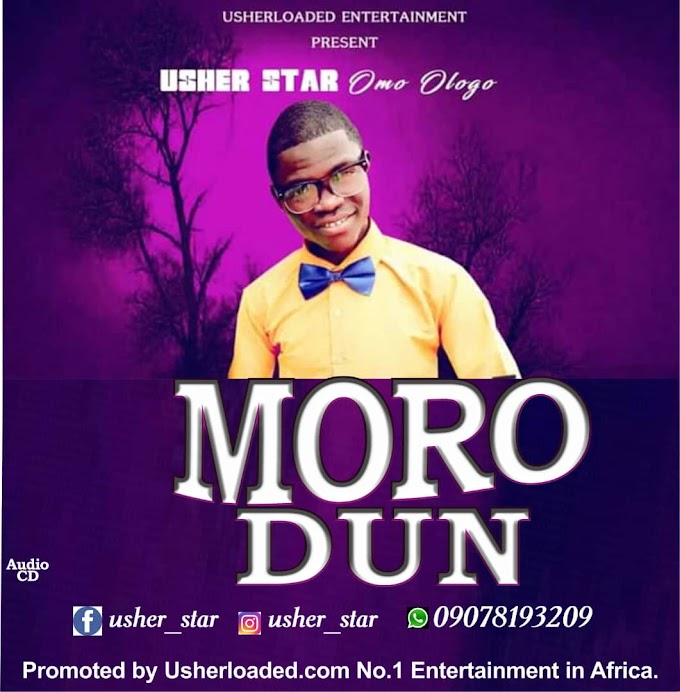 [Gospel Lyrics Video + Audio ] Usher_Star Omo Ologo - Morodun (I see a new year)