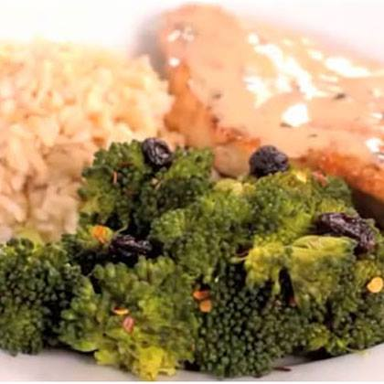 Tasty Chicken - With Broccoli and Rice