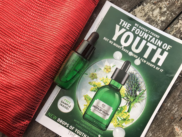 Fab Bag November 2016, Body Shop Drops of youth