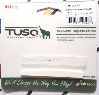 Tusq Saddle package