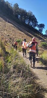 Pendaki Gunung Semeru Tak Indahkan Rekomendasi PVMBG