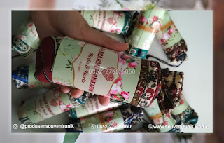 contoh souvenir pengajian pernikahan | +62 813-2666-1515