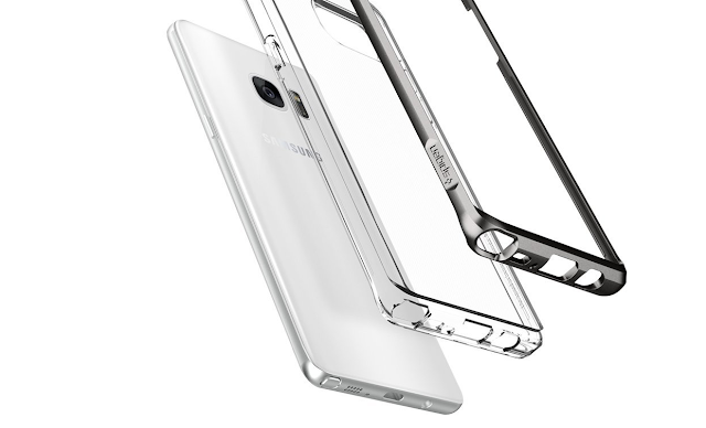 Galaxy Note 7 Spotted in White!