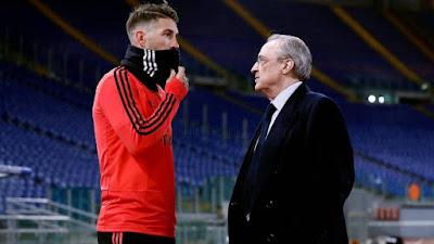 """Ngỡ ngàng Real xử phũ """"đại ca"""" Ramos, tậu thủ lĩnh Liverpool 100 triệu euro"""