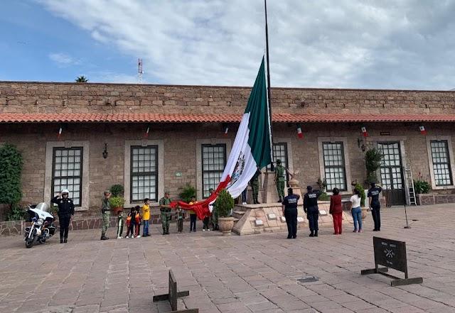 La  SSPC PARTICIPA EN ACTIVIDADES DE PROXIMIDAD SOCIAL EN SAN LUIS POTOSÍ
