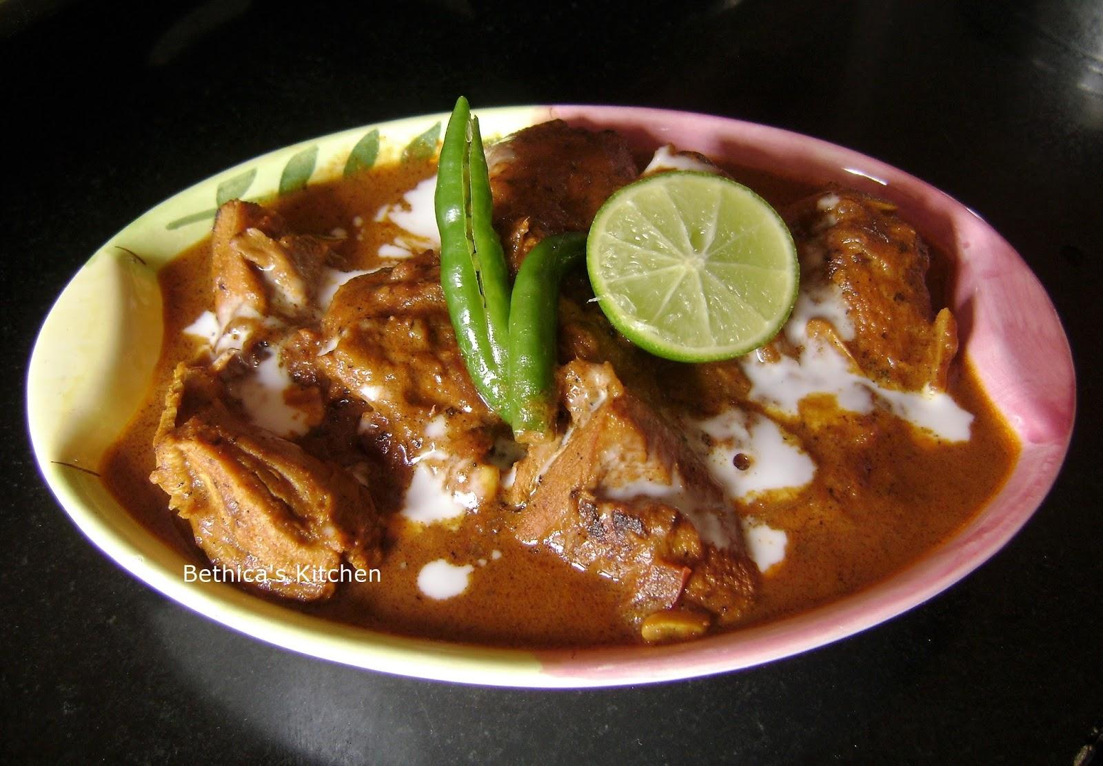 Bethicas Kitchen Flavours Chicken In Coconut Milk