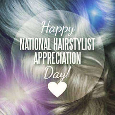 National Hairstylist Appreciation Day Wishes for Whatsapp