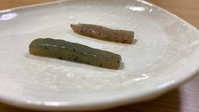 こんにゃくとごぼうを煮ると緑色に変色!いったいなぜ?