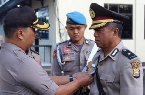 AKP Sukardi, S.H, M.H Resmi Jabat Kabag Sumda Polres Kepulauan Selayar