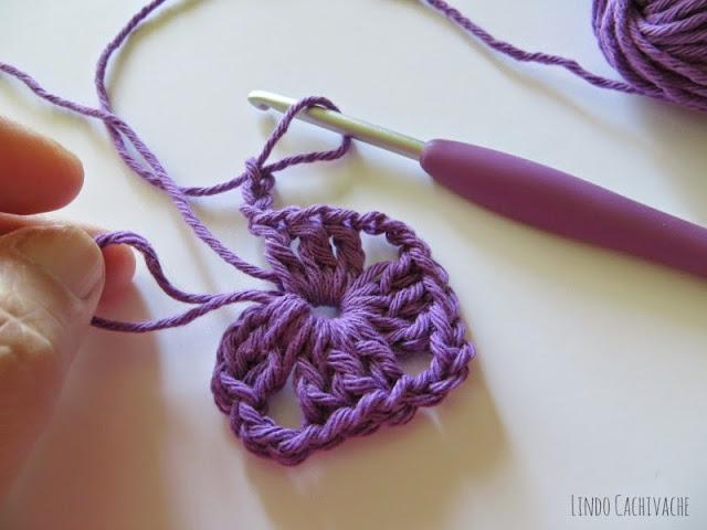 anillo mágico explicacion crochet