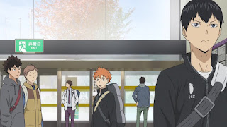 ハイキュー!! アニメ 3期1話 影山飛雄 | Karasuno vs Shiratorizawa | HAIKYU!! Season3