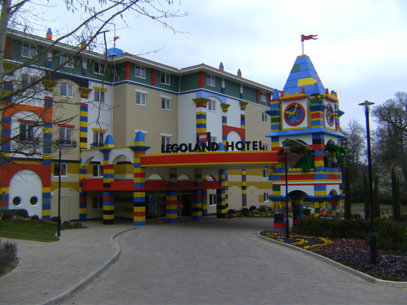 Hotels Near Legoland Uk