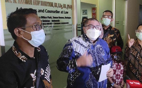 Tanggapan Resmi Kubu Moeldoko Soal Mundurnya Razman Nasution