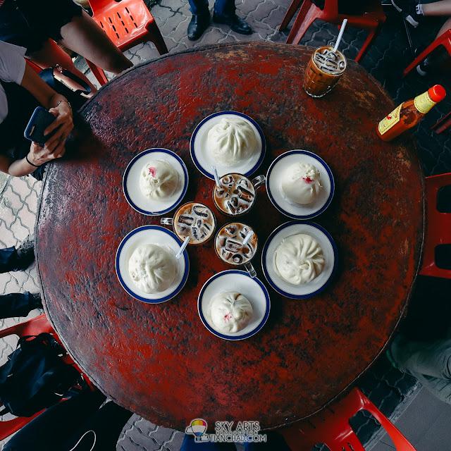 大大哒 ThinkBigBig 电影拍摄地点 一日游 隆兴咖啡店 Loong Hin Kopitiam, Bukit Pelandok