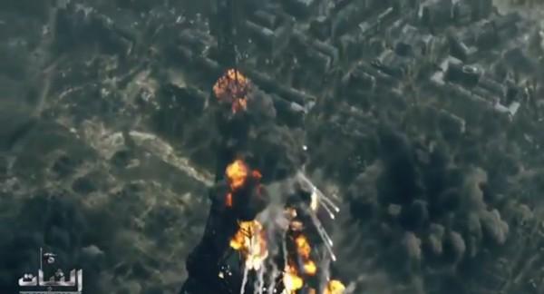 Βίντεο των Τζιχαντιστών δείχνει τον Πύργο του Άϊφελ να καταρρέει φλεγόμενος! Μην ανησυχείτε και κλαίτε, να ετοιμάζεστε!