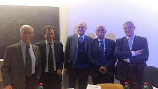 Bruno Bises, Nicola Lupo, Giovanni Serges, Fulco Lanchester, Massimo Luciani (2/2)