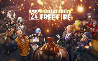 Heated Crust Bundle Free Fire
