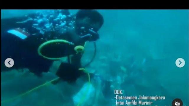 Penyelam Syok Melihat Pemandangan Bawah Laut Lokasi Sriwijaya Air Jatuh: Hancur Berkeping-keping!