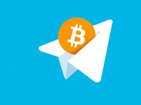 Ini Dia Bot Telegram Penghasil Bitcoin Legit 2018, Tanpa Deposit - Responsive Blogger Template