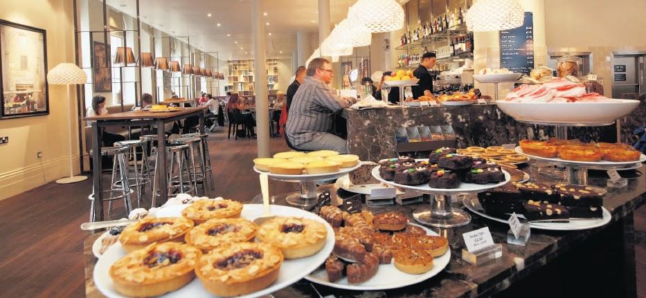 Celebrity Spotting Restaurants Manchester