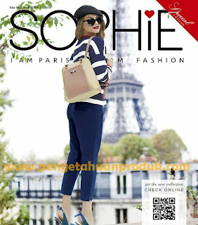 Katalog Sophie Martin Paris