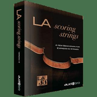 Audiobro - LA Scoring Strings