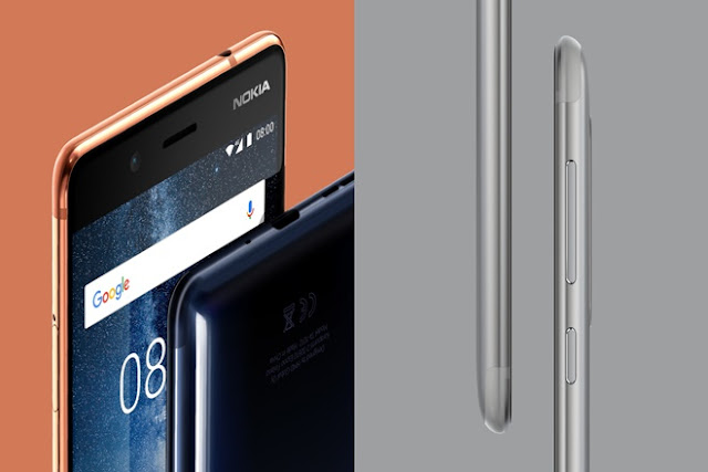 Nokia 8, Nokia 8 features, Nokia 8 specs, Nokia 8 specifications.