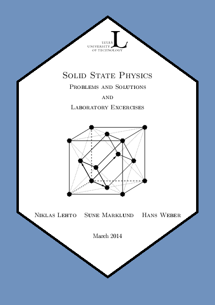 Solid State Pdf