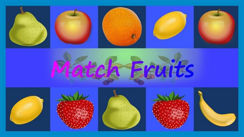 MATCH FRUITS free game online