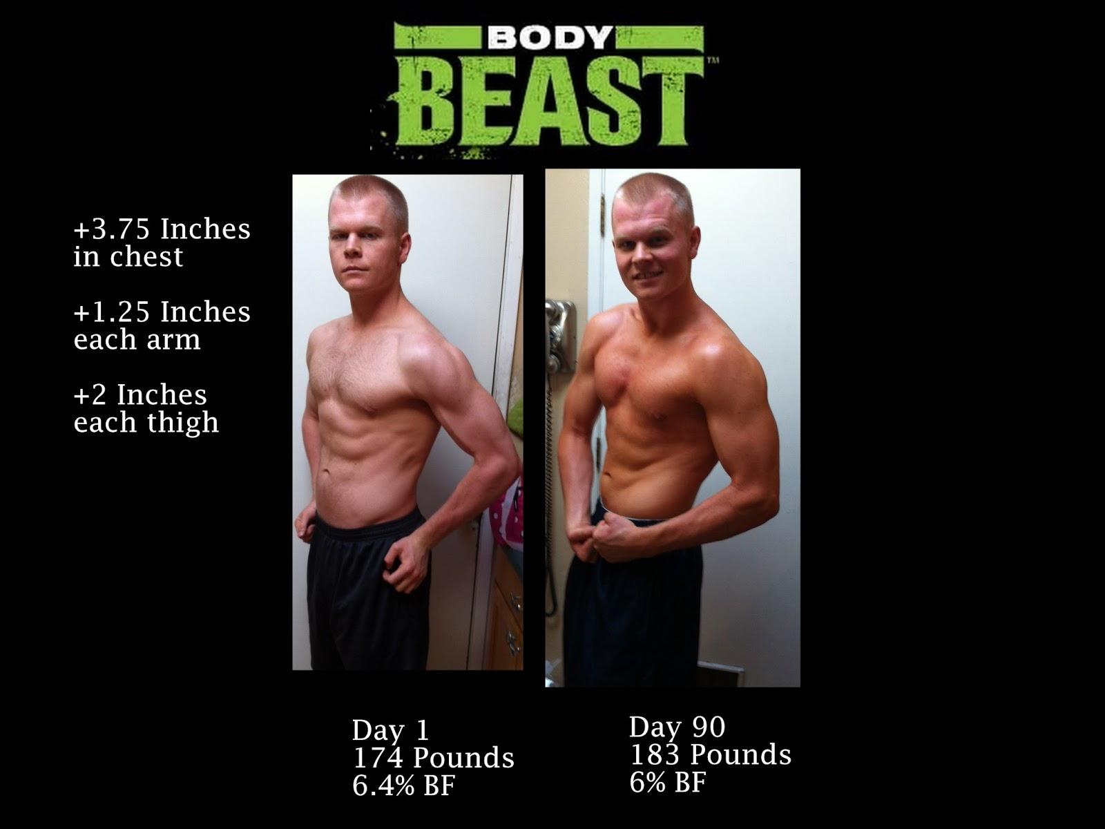 Body Beast Workout Beachbody