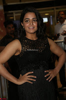 Wamiqa Gabbi in a sleeveless Black Designer Transparent Gown at 64th Jio Filmfare Awards South ~  Exclusive 141.JPG