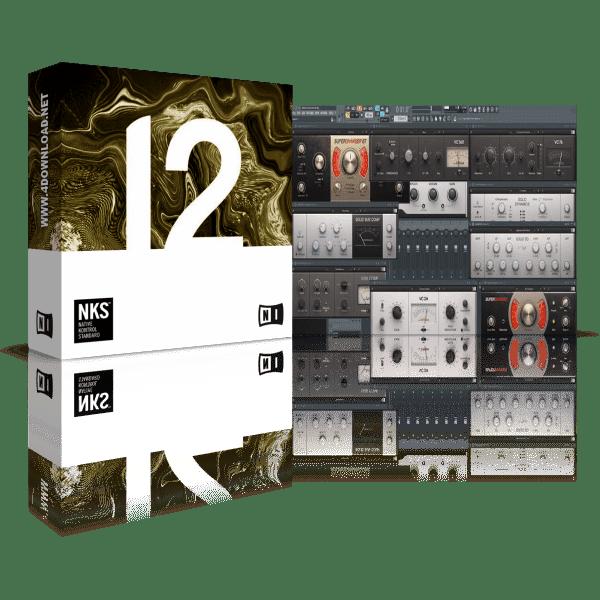 Native Instruments KOMPLETE 12 FX Bundle 2020.6 Full version