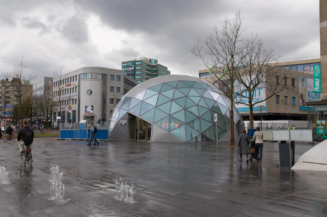 Eindhoven centrum miasta