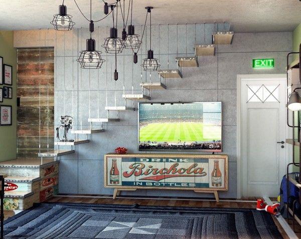 interior stairs design