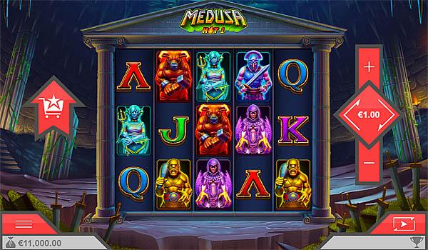 Main Gratis Slot Indonesia - Medusa Hot 1 Yggdrasil
